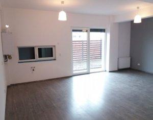 Vanzare apartament cu 1 camera in Borhanci, cu terasa proprie