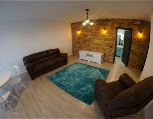 Inchiriere apartament 2 camere, 55 mp, terasa, lux, Gheorgheni