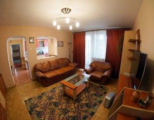 Inchiriere 3 camere finisate modern Grigorescu, zona 14 Iulie
