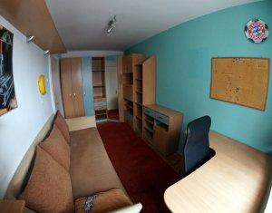 Inchiriere 3 camere finisate modern Grigorescu, zona Pietei 14 Iulie
