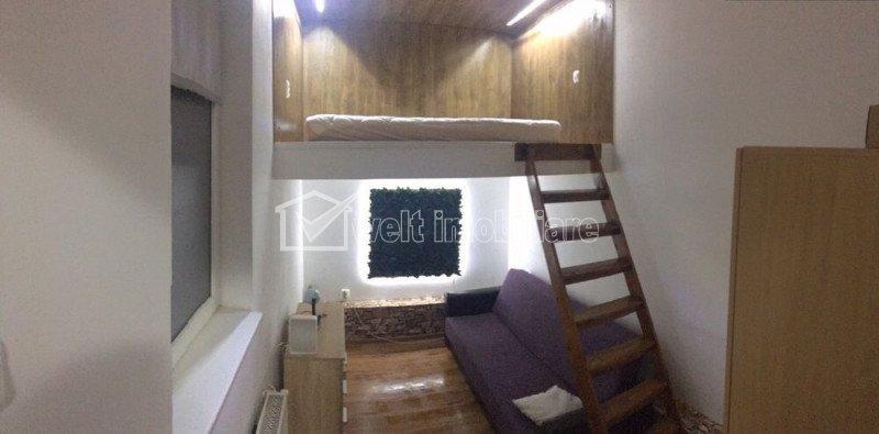 Inchiriere apartament cu 1 camera finisat modern, zona Platinia, oferta buna
