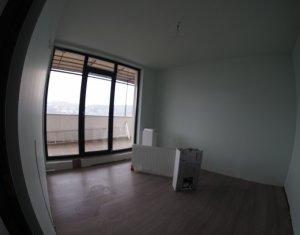 Apartament, 2 camere, bloc nou, finisat, terasa 35 mp, Dambul Rotund