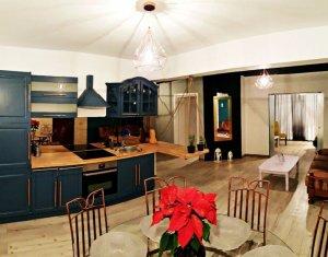 Vindem apartament 2 camere, complet nou, ultrafinisat, zona Mega Image, Floresti
