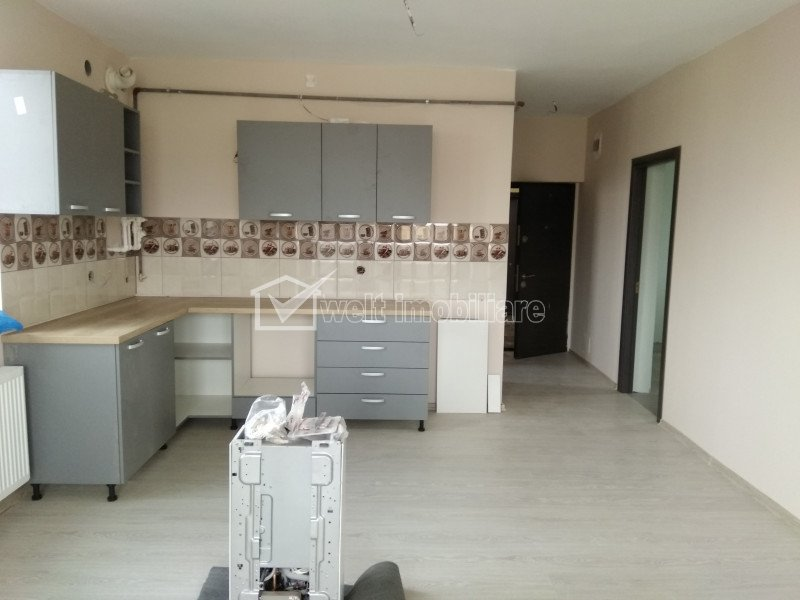 Apartament, 3 camere, bloc nou, finisat, terasa 35 mp, zona Autogara, Gara