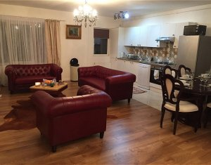 Vanzare apartament cu 4 camere de lux cu  garaj, Buna Ziua