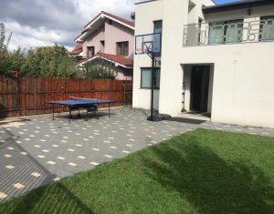 Inchiriere casa lux 190 mp utili, 500 mp teren, zona Buna Ziua