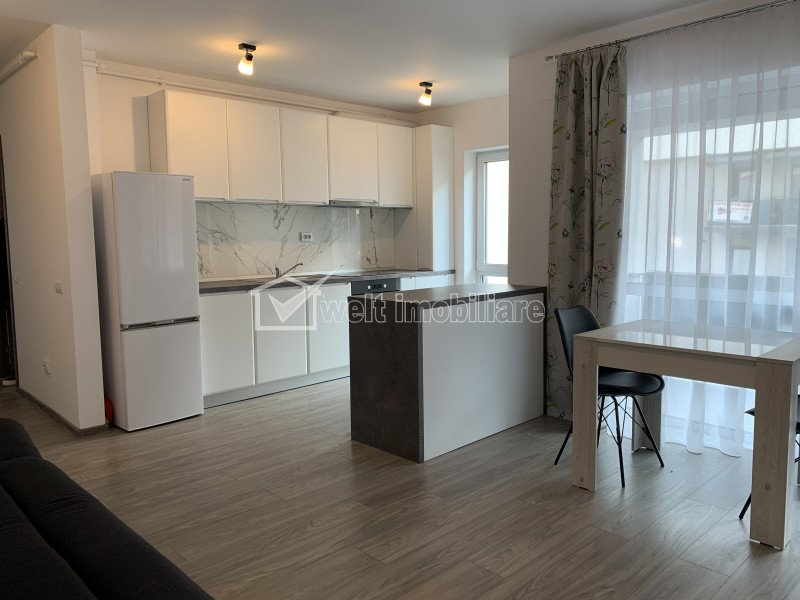 Apartament cu 2 camere lux, la prima inchiriere, zona Iulius Mall, parcare