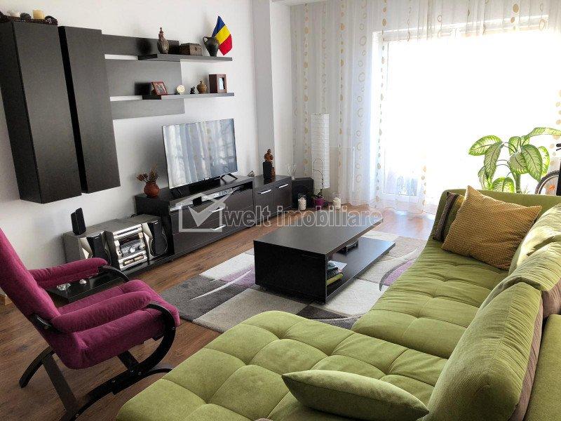 Vanzare apartament cu 2 camere, 61 mp, curte privata, Tautiului