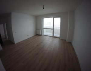 Apartamente noi, 3 camere 65,50mp plus balcon, cu CF, zona Garii