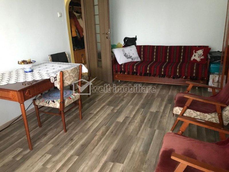 Vanzare apartament 3 camere decomandat, 64 mp, Marasti, posibilitate mansardare