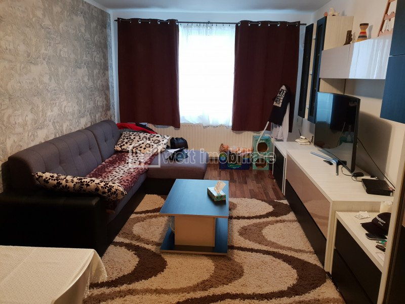 Apartament 2 camere, 51 mp, mobilat modern, zona semicentrala