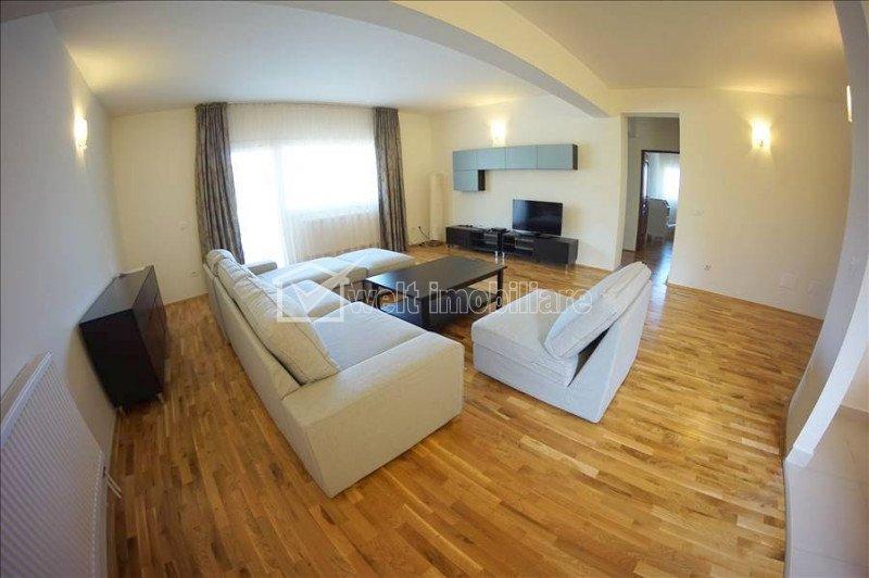 Apartament de lux, 4 camere, 120mp, garaj, Andrei Muresanu