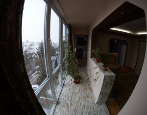 Apartament de inchiriat 2 camere, finisat si echipat modern, jacuzzi