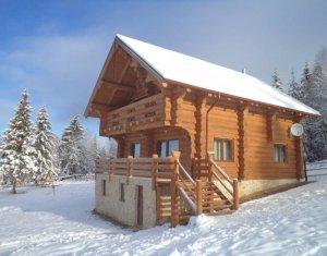 Vanzare cabana 173 mp, teren 2250 mp, situata in Calatele judetul Cluj
