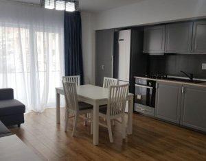 Chirie apartament cu 3 camere, lux, zona Marasti, prima inchiriere