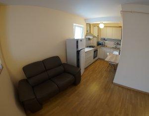 Apartament de vanzare o camera, finisat si echipat modern, strada Fantanele