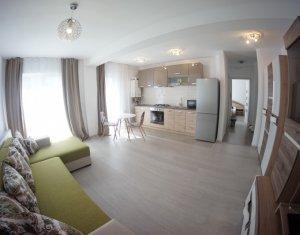 Vanzare apartament 2 camere, imobil nou, Gheorgheni, strada Soporului