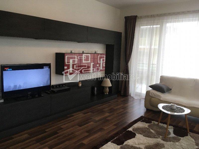 Inchiriere apartament de lux, 2 camere, Andrei Muresanu, zona Grand Hotel Italia