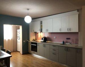 Apartament 2 camere, mobilat, utilat lux, Marasti, etaj intermediar, garaj