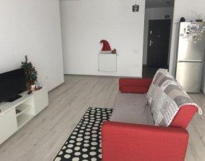 Apartament de inchiriat 3 camere, finisat, echipat modern, Grand Park Residence