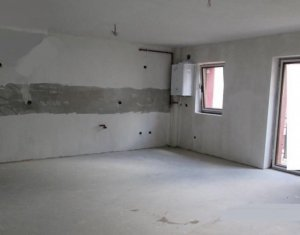Apartament cu 3 camere, semifinisat, zona buna, Floresti