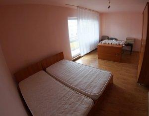 Apartament de inchiriat, 2 camere, decomandat, mobilat si utilat, Zorilor