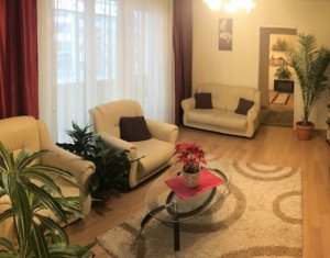 Apartament 3 camere, 73 mp, balcon, renovat complet, mobilat modern, Gheorgheni