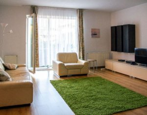 Apartament 2 camere, 65 mp, utilat si mobilat de lux, parcare, Andrei Muresanu