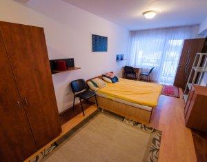 Apartament de inchiriat cu o camera, 40 mp, mobilat, utilat, Plopilor