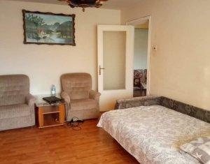 Apartament de vanzare 3 camere decomandate, mobilat si utilat, strada Dunarii