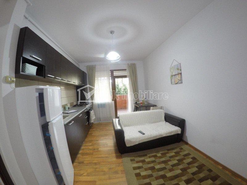 Inchiriere apartament 1 camera Buna Ziua, finisat modern, parcare