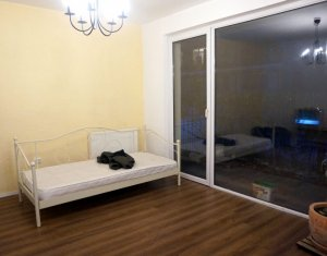 Apartament de vanzare cu o camera, cu gradina, zona Eroilor