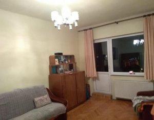 Apartament de inchiriat o camera, mobilat si utilat, strada Horea