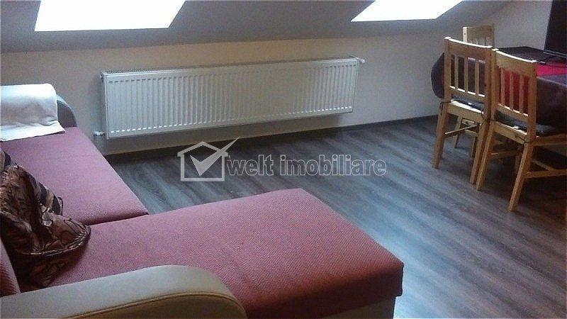 Inchiriere apartament 3 camere, mobilat si utilat, Zorilor