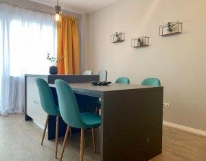 Apartament de inchiriat, 2 camere, 50 mp, Marasti