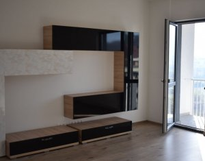 Apartament decomandat, etaj intermediar, parcare subterana, Borhanci