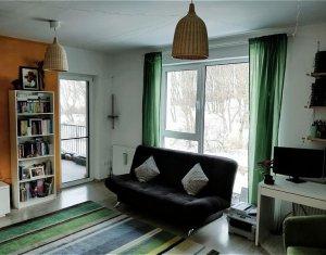 Apartament 3 camere, 65 mp, modern, mobilat si utilat, garaj, Manastur