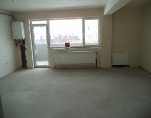 Apartament 3 camere, 2 bai, 2 balcoane, semifinisat, zona Terra, Floresti