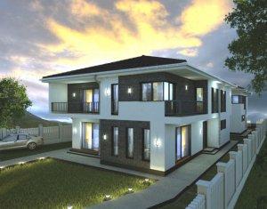 Duplex superb 119 mp, Apahida Sub Coasta, constructie noua