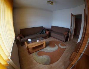 Apartament 1 camera, decomandat, confort sporit, etaj 2, Manastur