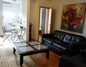 Inchiriere apartament cu 2 camere, centru, strada Dorobantilor, 51 mp, bloc nou