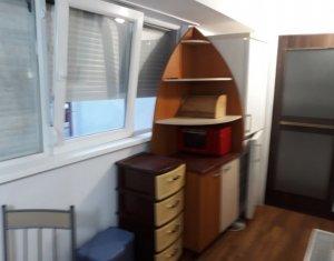 Apartament 3 camere, 54 mp, utilat, mobilat, centrala termica, Marasti