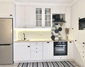 Apartament 2 camere, Marasti, bloc nou, ultrafinisat, mobilat si utilat