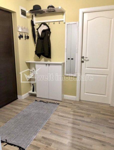 Apartament 2 camere, bloc nou, ultrafinisat, mobilat si utilat, zona Marasti