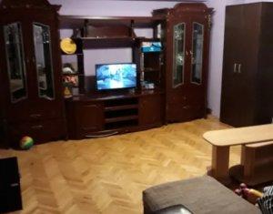 Inchiriere 2 camere confort sporit, etaj 1, zona Calvaria