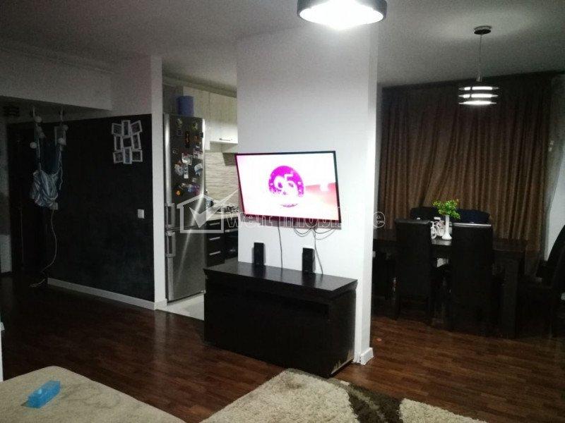 Vindem apartament 2 camere, la cheie, zona Teilor, Floresti