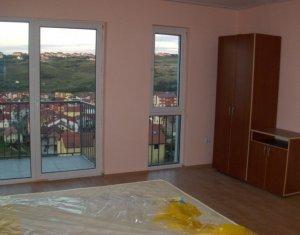 Apartament 1 camera, 38 mp, balcon, bloc nou, utilat, mobilat, Edgar Quinet