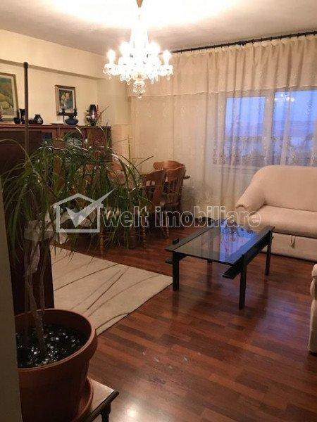 Apartament de vanzare, 4 camere, 105 mp, Gheorgheni!
