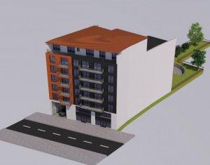 Proiect nou, apartamente de 1 camera, zona semicentrala, ideal investitie!