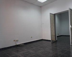 Spatiu birou 90mp, zona Piata Mihai Viteazau, 90mp, parter, finisat